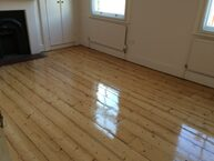Beautiful surface after floor renovation in Essex