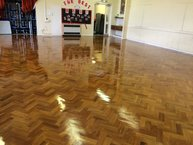 Beautiful surface after floor polish  in Essex