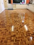 Outstanding surface after floor oiling in Essex.
