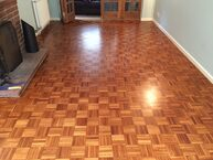 Amazing floor after floor sanding in Essex