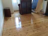 Fascinating surface after floor sanding in Essex